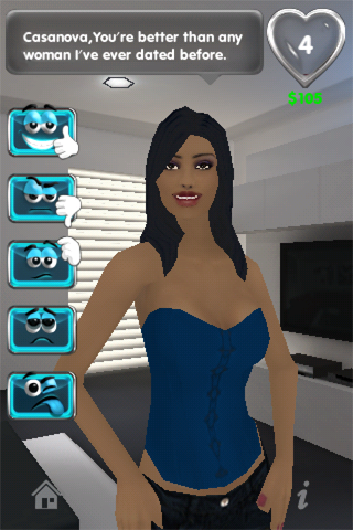 Virtual dating apk