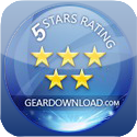 geardownload 5 star rating!