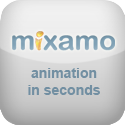 Mixamo animations