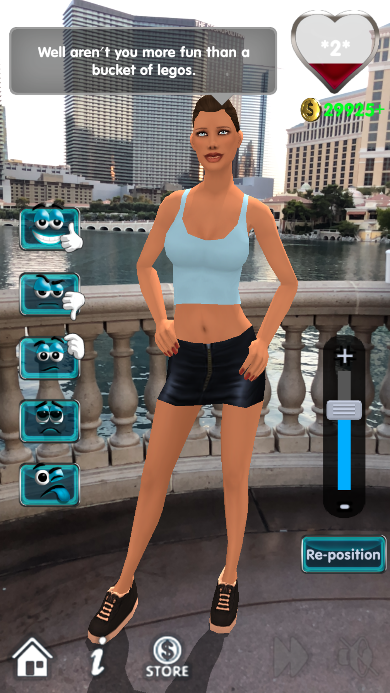Date Virtual Girls in Augmented Reality on your iPhone Image